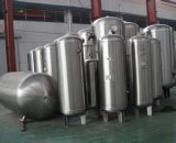 Stainless Steel Compressor Air Receiver Tank