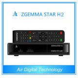 DVB-T2 Set Top Box Zgemma-Star H2 DVB-S2+T2 Satellite Receiver