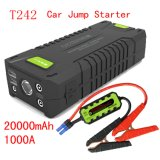 Peak Current 1000A Truck Jump Starter with LED Light