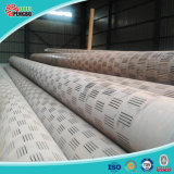 304/316 Stainless Steel Slotted Casing Pipe