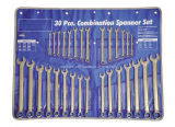 Hot Sale-30 PCS Combination Spanner Set Metric & Imperial