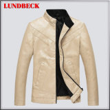 Best Sell PU Jacket for Men Fashion Cothing
