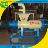 Screw Press Cow Dung/Chicken Manure Dewater Machine, Sludge Centriful Separator