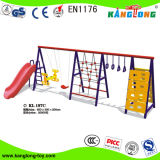 Galvanise Steel Prak Swing with Optional Color (KL 187C)