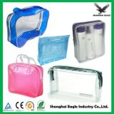 Logo Printed Custom Clear PVC Bag