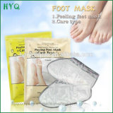 Peeling and Whitening Feet Mask + Care Type Foot Health Care Foot SPA Mask