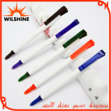 Cheap Promotional Plastic Pen for Hotel (BP0282)