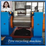 Xkp400 New Design Plastic Rubber Shredder Machine with Ce Certification