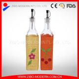 Popular Design Oil Glass Bottles for Olive Oil