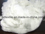 6dx64mm White Hollow Non Siliconized Polyester Staple Fiber