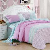 Fashion Poly-Cotton Jacquard Bedding Set