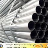 BS En39 Pre-Galvanize Steel Pipe Plain End