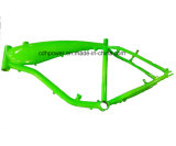 Colorful Bicycle Frame with 2.4L Gas Tank Built