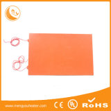 Pipe/Tube Wrap Resistance Silicone Heater