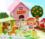 Puzzle Game 3D Wooden Toy DIY