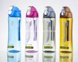 Transparent Plastic Single Wall Water Bottle Popular Water Bottle