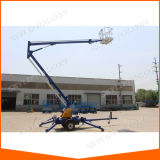 12m Aerial Hydraulic Battery Articulated Boom Lift for Sale