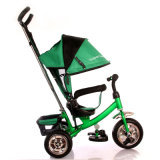 Red Blue Green 3 Selections Child Tricycle
