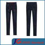 Waisted Girdle Elastic Girl Skinnest Jeans (JC1169)