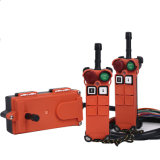 F21-2s-2tx Two Transmitters Remote Control for Crane and Hoist