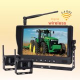 Wireless Backup Camera Video System by Mounts to Tractor Security Parts