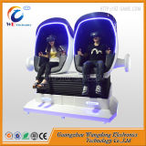CE Certificate 9d Eggs Vr Triple Theater Chairs for Mall