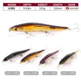 Stock Available Minnow Fishing Lure Hard
