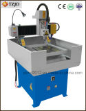 China Ncstudio Controlled Cylinder Mould Engraving CNC Machine
