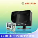 7 Inch Waterproof Monitor with Touch Screen Button