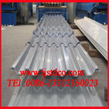 Corrugated Aluminum Sheet with Mill and Stucco Embossed Finish