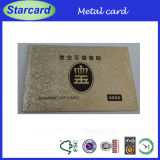 Wholesale Silver Engraved Business Metal Card