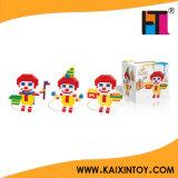 Clown Nano Block Toy in China Educational Assembling DIY Toy 255PCS