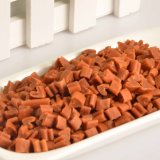 Salmon in Heart Shape Dog and Pet Food Supplier