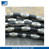 Spring Diamond Wire for Marble Quarry