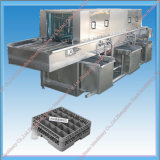 Automatic Plastic Crate Washing Machine