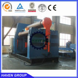 large type four roller metal sheet rolling machine W12S-40X3000