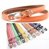 Multi Colors Ladies Skinny Belts