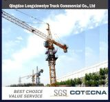 New Model 10ton Topless Tower Crane