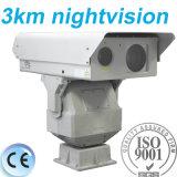 3 Km Night Vision Long Range PTZ Infrared Laser Camera