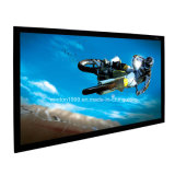 HD Flexible Fixed Frame Screen with 8/10/15 Cm Frame
