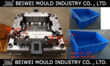 OEM Plastic Injection Multifunction Turnover Crate Mould