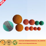 Sponge Rubber Cleaning Balls for Cleaning, Condenser Tube Cleaning Ball