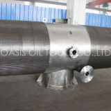 Manufacture Large Size Oasis Sea Water Flange Desalination Filter