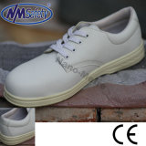 Nmsafety Steel Toe Anti Static White Safety Shoes