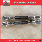 Stainless Steel T316 Droped Forged Us Turnbuckle Eye and Eye
