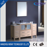 High Quality Floor Standing Melamine Bathroom Vanity