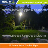 All in One Solar LED Street Lamp with Sensor