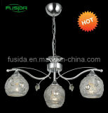 2013 Modern Chandelier Lighting with Iron Wire Shade (D-9195 series)