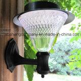 High Quality LED Solar Wall Garden Lamp