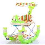 2017 China New Model Car Type of Baby Walker with Toys Ce Certificate